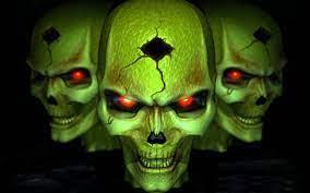3D Horror Skull HD Wallpapers for ...