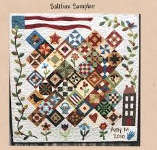 Block of the Month | JJ Stitches & Hi everyone- If you haven't tried a block of the month quilt before or if  you just cannot wait a whole year to finish off a quilt, the Saltbox  Sampler is ... Adamdwight.com