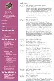 Instructional Designer Resume Enchanting Instructional Designer Resume Best Of Instructional Design Resume
