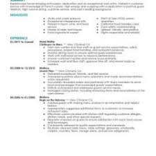 Resume Job Descriptions | All About Letter Examples