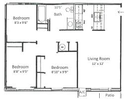 small 3 bedroom house small 3 bedroom apartment floor plans three bedroom house plan drawing simple 3 plans small small 3 bedroom house planthree bedroom