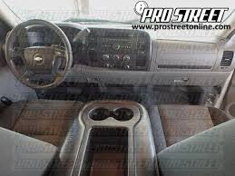 how to chevy silverado stereo wiring diagram 2008 chevy silverado stereo wiring diagram
