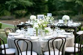 rustic round table setting wedding round table centerpieces on rustic wedding table decor tables