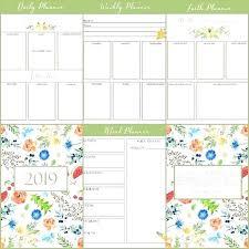 Stylish Free Printable Calendars For Daily Flip Calendar