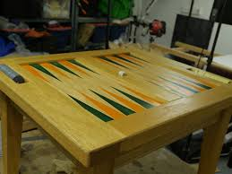 backgammon coffee table tony sinnett