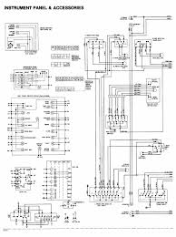 wiring diagram cadillac de ville 1984 instrument panel and accessories wiring cadillac deville 1984 instrument panel and accessories
