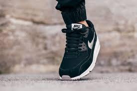 nike shoes air max black 90. nike air max 90 essential black silver shoes
