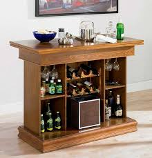 living room bars furniture. functional all in one table bar unit with wine rack oak furniture for kitchen or living room of wooden design racks and cabinets bars