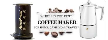 However, if you want the best manual coffee grinder for aeropress, then check the awesome features of the 1zpresso manual coffee grinder also capable of grinding for espresso. Best Portable Camping Coffee Maker Wicked Walkabout Australia