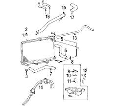 parts com® hyundai hose radiator upr partnumber 2541129100 Hyundai Tiburon Wiring-Diagram 1997 hyundai tiburon fx l4 2 0 liter gas radiator & components