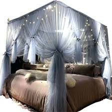 Blackout Bed Canopy Beds Blackout Canopy Bed Curtains Blackout ...