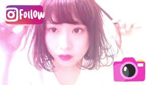 モテ髪作りませんか有村藍里ちゃん直伝のヘアセット Youtube