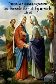Mary, mother of john mark. Luke 1 42 Mary In The Bible Mother Mary Blessed Mother