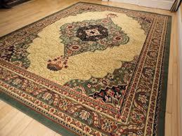 2x8 runner rug. New Green Traditional Rugs 2x8 Runner Rug Washable For Hallways 2x7 Long Hallway