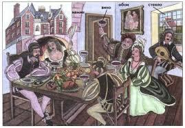 Общество Раннего Нового Времени века Новая история  В доме горожанина предпринимателя xvi века