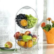 countertop storage amazing kitchen fruit basket storage counter kitchen countertop storage shelf