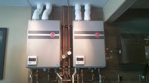 Gas Hot Water Heater Vent Brilliant Rheem Tankless Water Heater Installation Heaters M For