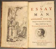 alexander pope an essay on man summary sparknotes atlantic essay history in
