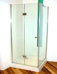 astonishing 32 inch frameless shower door atomic x glass shower enclosure with shower tray 32 x 72 frameless shower door