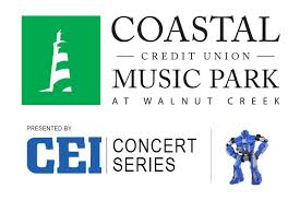 Coastal Music Park Seating Chart Coastal Credit Union Music Park At Walnut Creek Upcoming