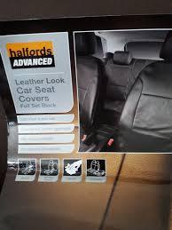 halfords black car seat covers
