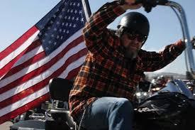 American Flag Gets Escort From San Bernardino To New York City For 9