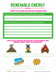 a decorative and informative poster highlighting various  an awesome educational tool for teaching children about renewable energy