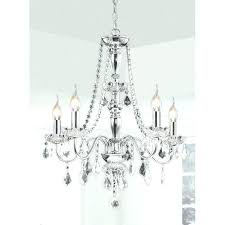 crystal chandelier cleaner sparkly plus 5 light led sparkle plenty modern round