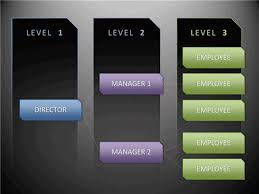 Animated Organizational Chart Download Professional Animated Organization Chart In