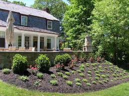 Small Picture landscaping berms Landscape Contractor New Jersey Landscape