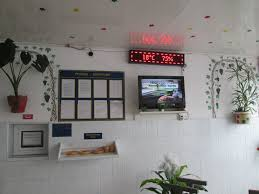 В ЛИУ ГУФСИН России по Новосибирской области после ремонта  Осужденные могут не только наглядно ознакомиться с документацией а также при желании взвесить полученное блюдо в столовой имеются контрольные весы