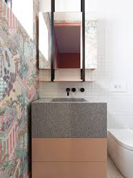 mid century bathroom. Design Ideas For A Midcentury Bathroom In Sydney. Mid Century