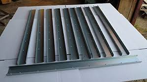 Postfix <b>5</b> PAIRS 795mm Long <b>Trellis Fence</b> Height Extension Arms ...