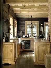 rustic cabin kitchens. Cabin Kitchens Rustic Retreat Small Kitchen . Mark Homes C
