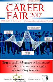 Humboldt County Community Career Fair Buckaroo News