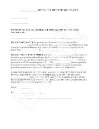 Free Printable 30 Day Eviction Notice Template 30 Day Notice Letter Blogue Me