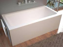 60 by 30 bathtub x front skirted tub with left drain by 60 by 30 whirlpool 60 by 30 bathtub
