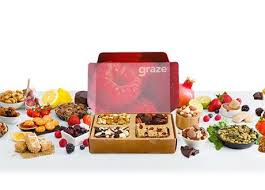 get a free gift of graze snacks