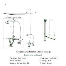 delta bathtub drain tub stopper replacement bath parts supplies bathtubs assembly instructio