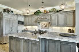 Of Glazed Cabinets Antique White Kitchen Cabinets With Chocolate Glaze Glazed
