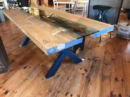 Table The River Pro Pin The Pine Wood Specialist