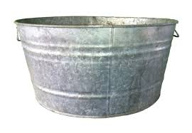 galvanized tub our vintage galvanized tubs are a great place to keep drinks cold archiveals