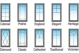 Window Grid Patterns