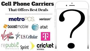 Best Cell Phone Company Cell Phone Carrier Ratings Best Cell