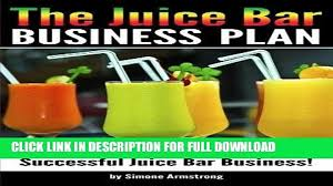 Smoothie Charts Example Juice Bar Business Plan Kleo Bergdorfbib Co Ppt Smoothie And