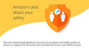 COVID-19   Amazon Safety: Buy Online at Best Prices in Egypt