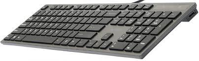Купить <b>A4Tech KV</b>-<b>300H</b> USB grey в Москве: цена <b>клавиатуры</b> ...