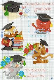 Owls For Graduation Cross Stitch Pattern Free Cross Stitch