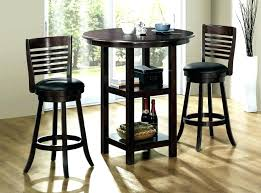 small round bistro table small pub table and chairs dining room round pub dining table sets