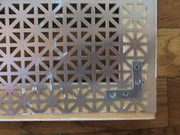 Decorative Metal Grates 17 Best Ideas About Return Air Vent On Pinterest Vent Covers